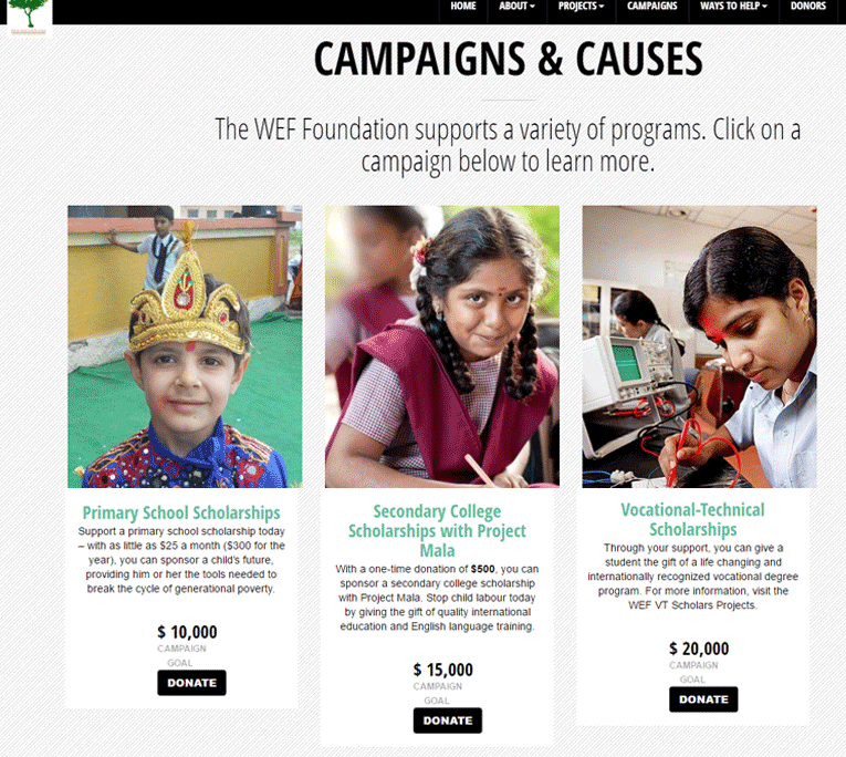 Worldwide Education Fund