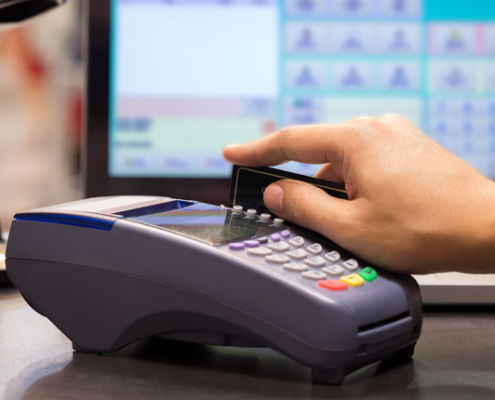 CREDIT CARD PAYMENT COLLECTION