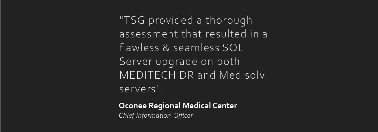 Ocone-Regional-Medical-center Testimonial