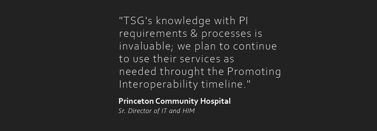 Princeton-Community-Hospital Testimonial