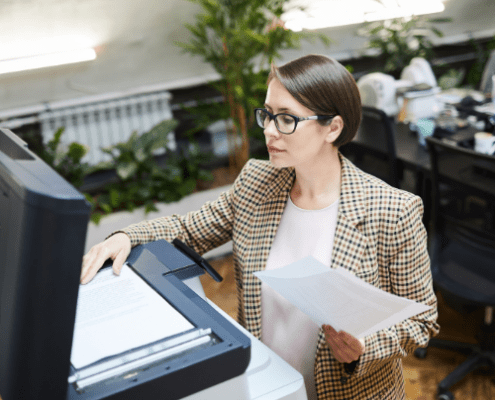 Document Scanning & Archiving